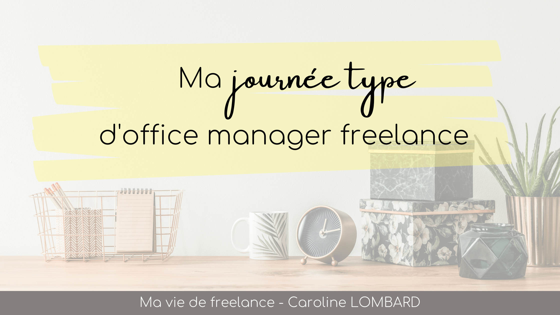 ma journée type d'office manager
