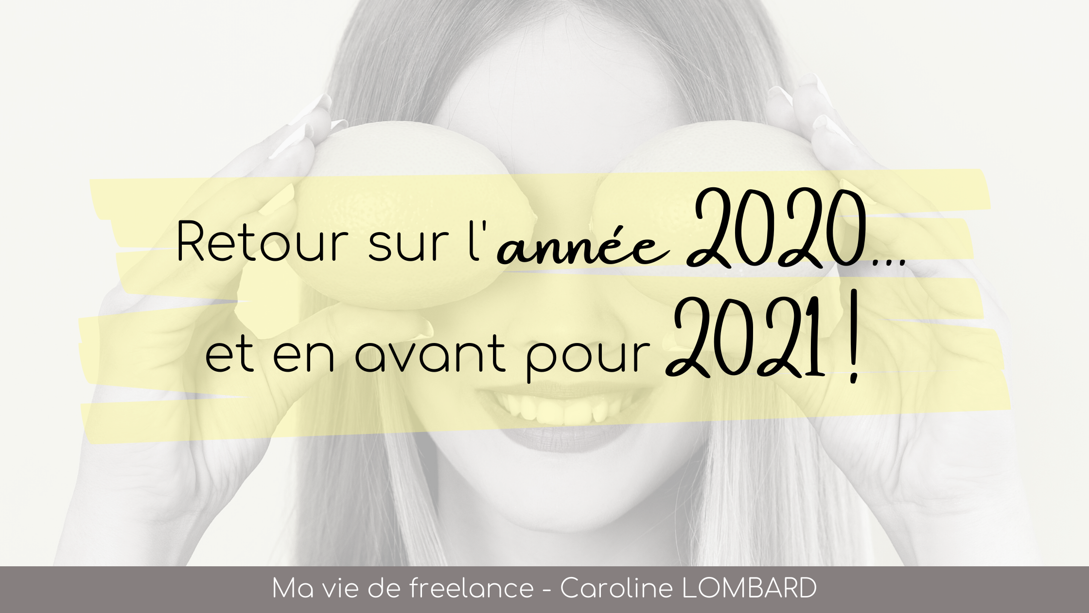 bilan freelance 2020 office manager