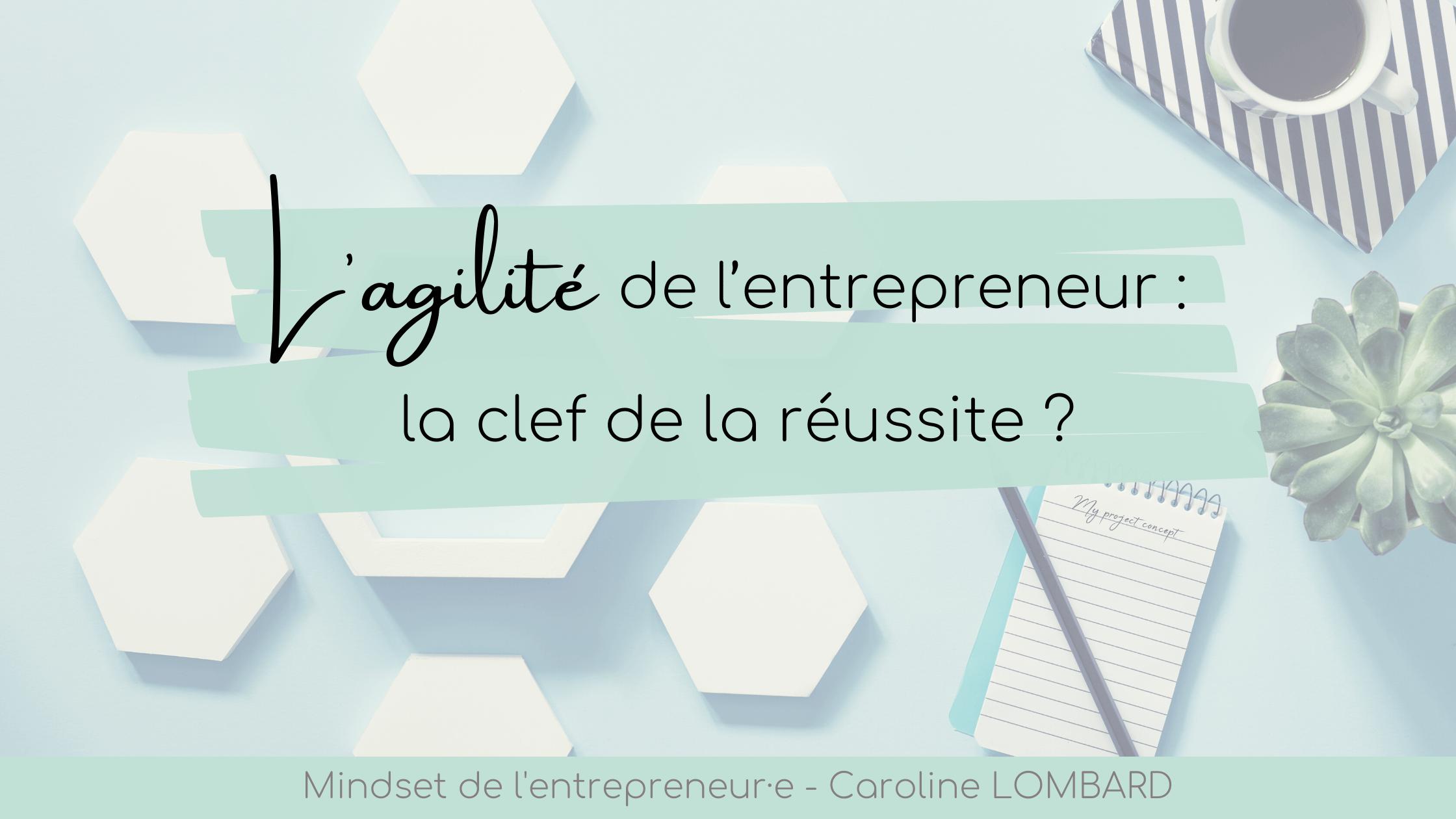 esprit entrepreneur adaptabilité