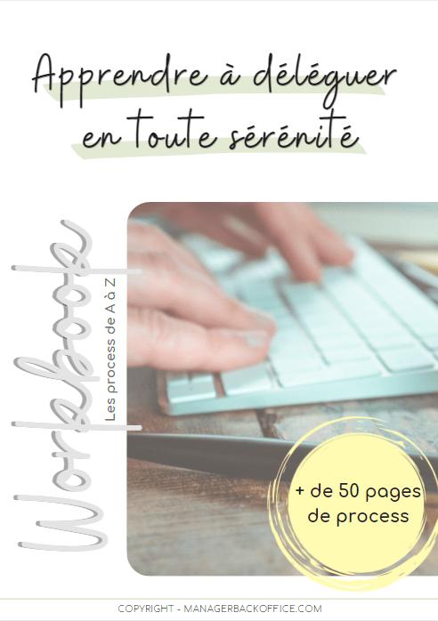 Présentation workbook Apprendre à déléguer